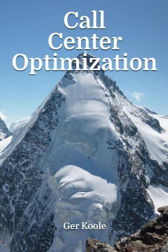 Call Center Optimization cover