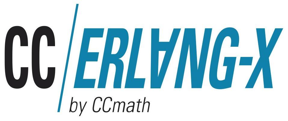 CC ErlangX logo