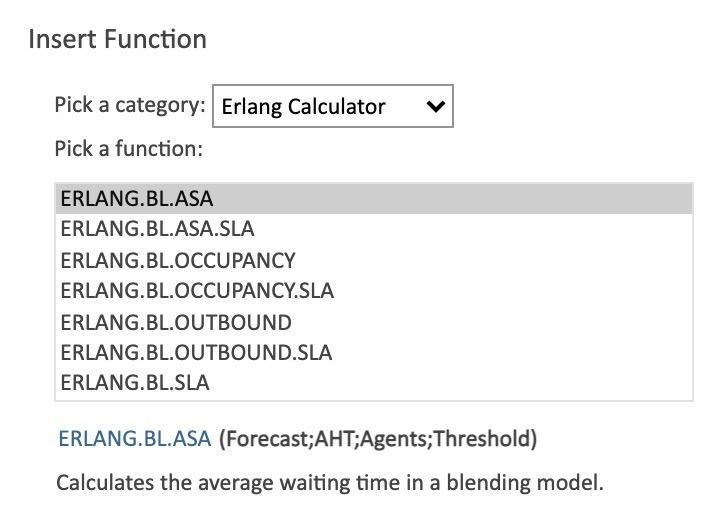 Screenshot add-in Erlang blending function
